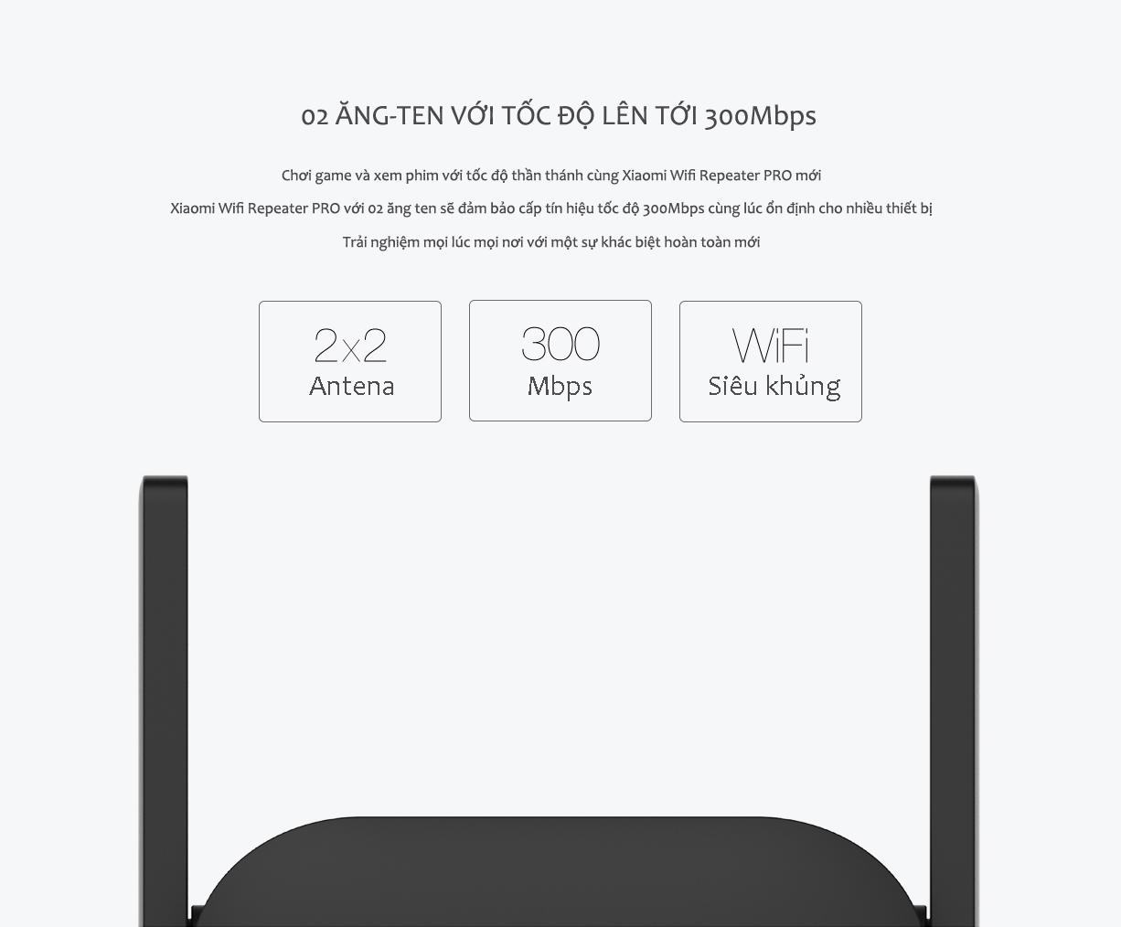 review xiaomi wifi repeater pro